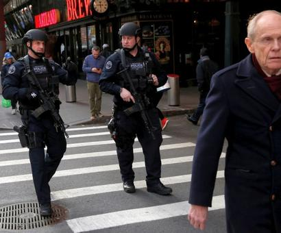 Bangladeshi bomber arrested after attempted 'terrorist attack' in New York