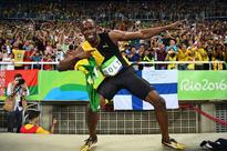 Usain Bolt says he found his famous pose in Jamaican music video