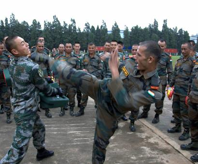 China powerful, India not weak: Army chief