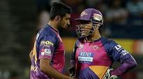 MS Dhoni fans criticise R Ashwin for forgetting skipper