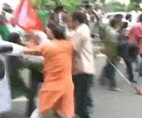 During BJP bandh against Nitish, violence on the streets