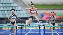 Canberra hurdler Lauren Wells breaks 46-year Australian record in first race since Rio