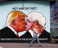 Trump, Le Pen, Brexiteer Johnson dubbed a 'horror' show as EU chiefs weigh in