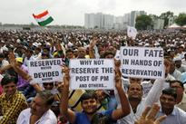 Gujarat: 10% reservation for economically backward class; may include Patidars