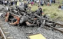 Seven killed after train collides with auto in Chile : February 08, 2016, 10:24 am