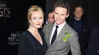 Fantastic Beasts 2: Check out what JK Rowling posted on social media upon visiting sets