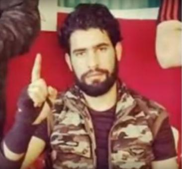 Burhan's successor made chief of new Qaeda cell in Kashmir