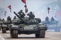 Nicaragua drops $80 million on Russian tanks