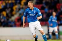 St Johnstone stalwart Steven Anderson the 'perfect' man to follow in Dave Mackay's footsteps as captain