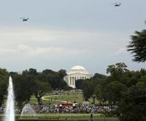 Washington planners look beyond U.S.' crowded 'front lawn'
