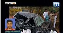 Tipper lands on top of car in Kozhikode; 2 children killed