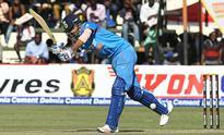 India vs Zimbabwe 2nd ODI 'live' cricket score: Zim 76-3, 18 overs ... Chibhabha out; Kulkarni strikes