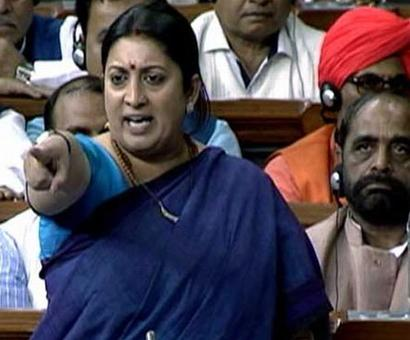 'Why zip it?' 'Aunty National' Smriti gets back at trolls
