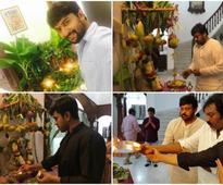 Ganesh Chaturthi 2016: Ram Gopal Varma, Nani, Nikhil, Lavanya, other Telugu celebs wish fans on Vinayaka Chavathi [PHOTOS]
