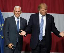 Trump announces Indiana guv Pence as VP pick