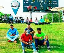 Wi-Fi freeloaders have a field day at Gr Noida Stadium