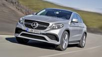 2016 Mercedes-AMG GLE63 S Coupe Test Drive