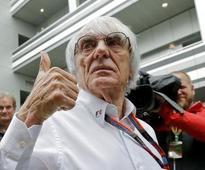 Monza future still uncertain, says Ecclestone