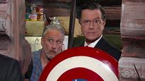 The Return of 'Stephen Colbert' and Jon Stewart Gives Late Show a Ratings Boost