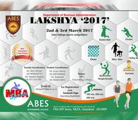 It's Festival Time At Inter college Sports competition – 'Lakshya-2017'