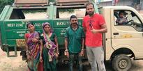 Cricketer Yusuf Pathan reckons the hard work of daily municipality workers
