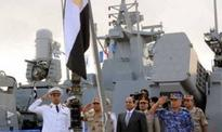 Egypt expands navy with formation of Southern Fleet Command