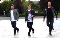 Irish dance trio wows in new video 'Freedom'