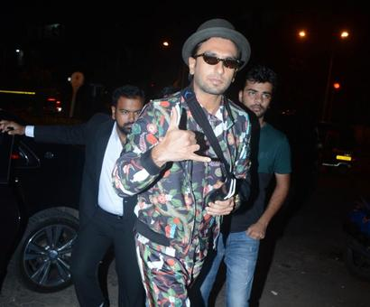 Rani, Ranveer, Shraddha's day out