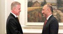 Atmar Wants Belarus to Train, Equip Afghan Security Forces