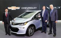 GM Korea to launch Bolt electric car in S. Korea next year