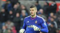 13:11Oriol Romeu: Southampton keeper Fraser Forster among the best in Europe