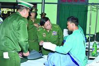 11 dead in Myanmar rebel clashes