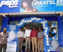 PEPS Industries launches its 101st Great Sleep Store