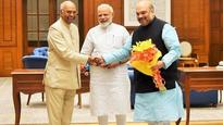 PM Modi gladdened by support for Ram Nath Kovind; victory for poor and downtrodden, says Amit Shah