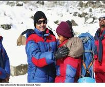 Rahul Bose's next directorial on the youngest mountaineer