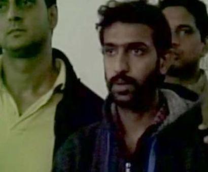 Pakistani 'spy' having sensitive documents arrested in UP