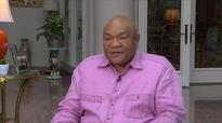 George Foreman: Best way to describe Ali is 'beautiful'