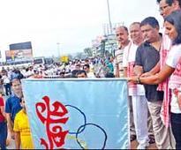 Abhiruchi Sports Day celebrated