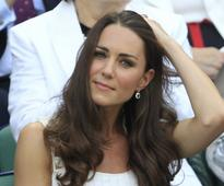 Kate Middleton becomes Wimbledon patron as Queen Elizabeth II cuts her workload