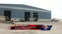 Authorities ID body found at recycling plant