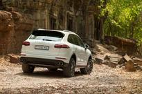 Porsche Cayenne & Macan Adventure Drive in Siem Reap, Cambodia [+Video]