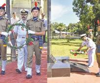 Sainik School celebrates 46th raising day