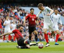 Kane and Vardy inspire England to friendly win over Turkey