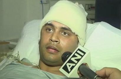 Army officer injured in Sunjuwan attack 'raring to go'