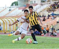 Brunei fall to Malaysia U-22 again