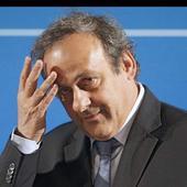 Michel Platini refuses to talk about FIFA presidency bid