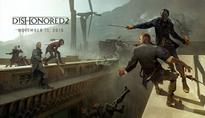 Dishonored 2 release date set for 11 November on PS4, Xbox One and PC
