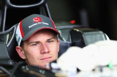 Sutil swaps Sauber seats with Hulkenberg