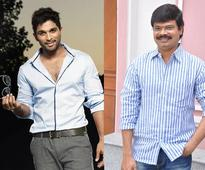 Revealed: Allu Arjun and director Boyapati Sreenu's scary situation