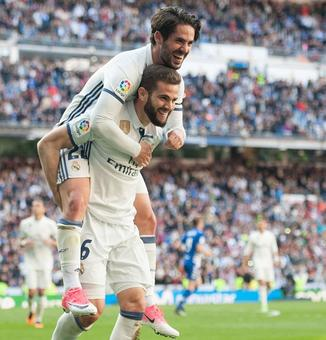 La Liga: Real consolidate first place with Alaves win